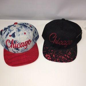 """""""Chicago"""" Snapbacks (2)"""